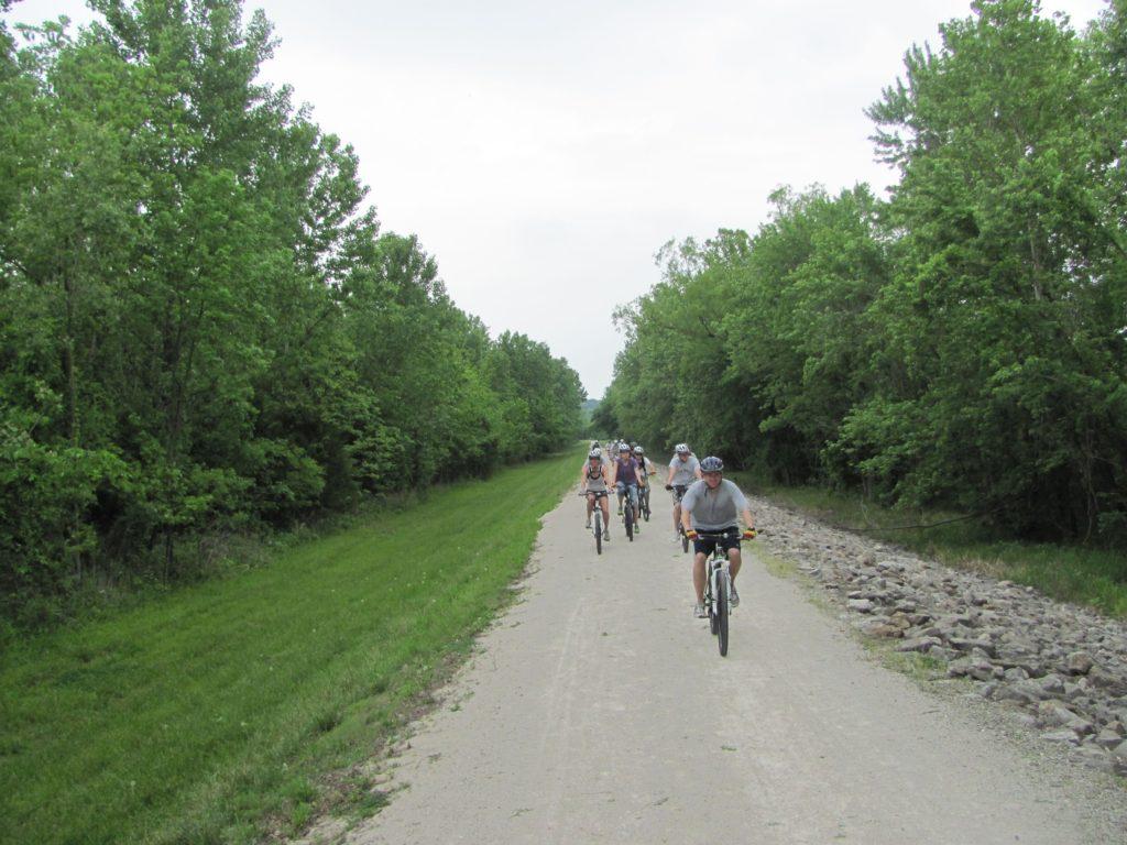 Warsaw Riverfront Trails