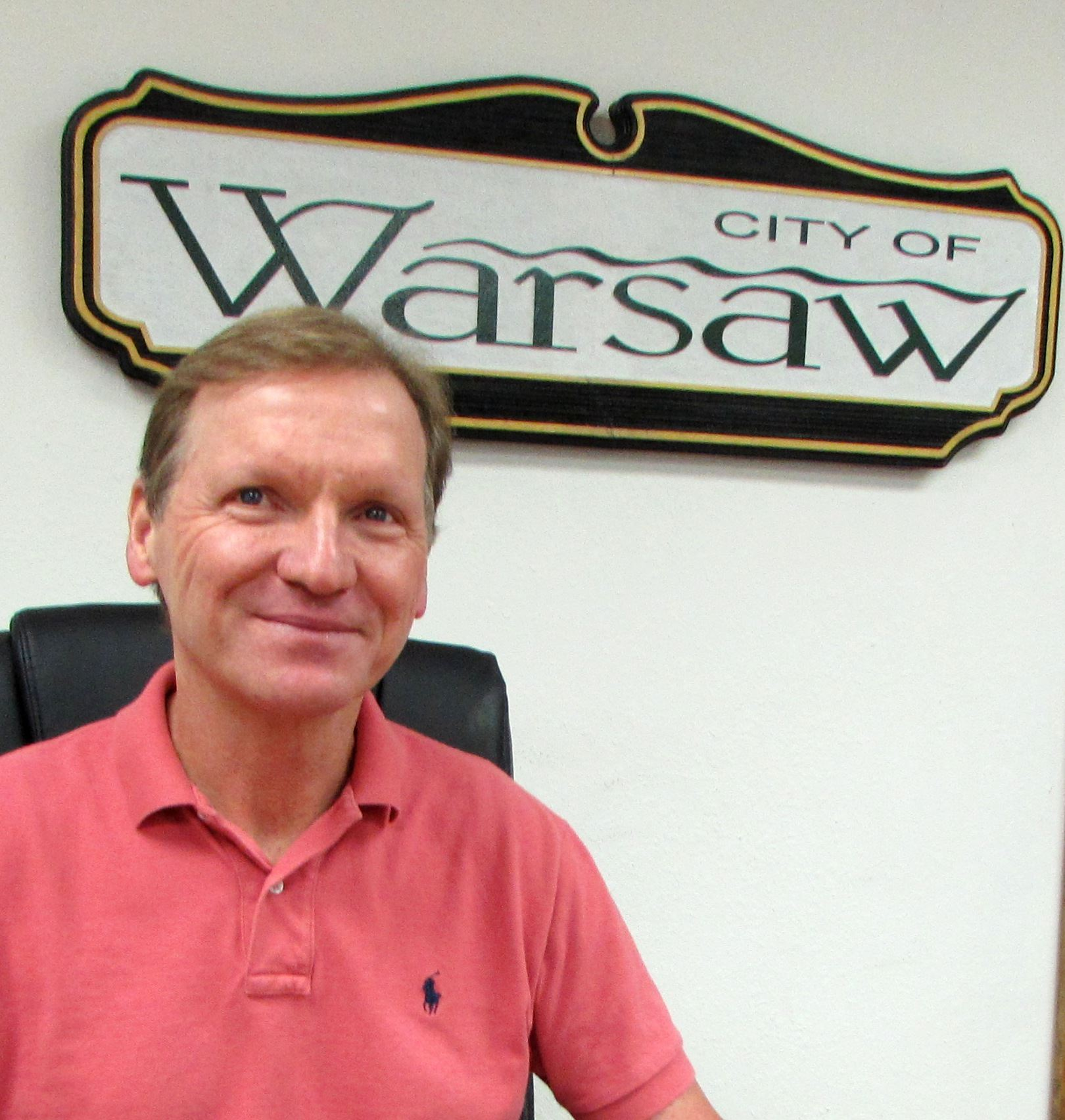 US Army Corp Of Engineers Area Map Warsaw Missouri City Government - Us corps of engineers maps