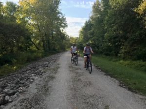 Kickapoo trail