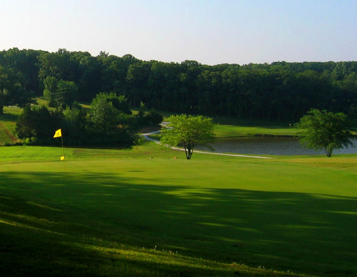 Benton County Golfing