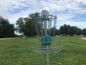 disc golf warsaw