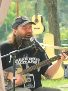 Ozark Cigar Box Guitar Music Festival